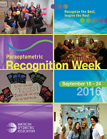 Celebrating AOA Paraoptometric Week!